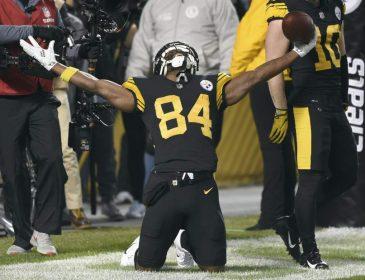 Steelers Get a Huge 17-10 Win Over Patriots