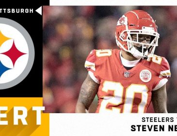 Steelers Ink CB Steven Nelson to a Three Year Deal