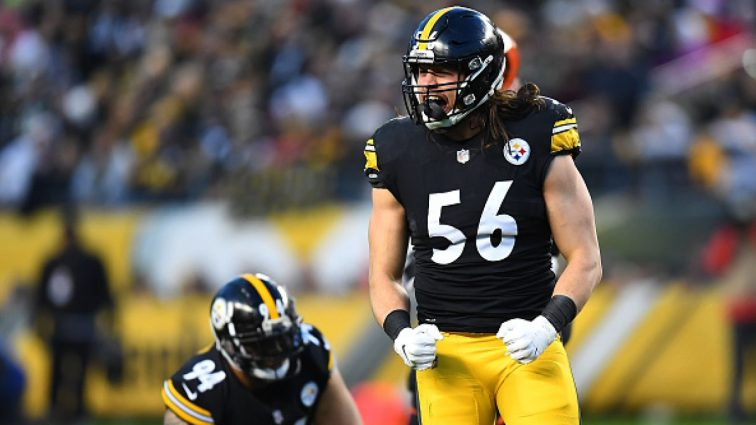Steelers Re-signing Anthony Chickillo