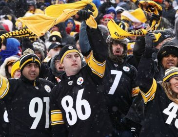 The Steelers Have The Best Fans