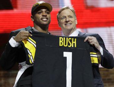 Steelers Trade Up to Draft Michigan LB Devin Bush