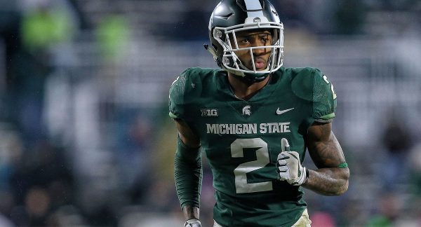 Steelers Select CB Justin Layne in 3rd Round