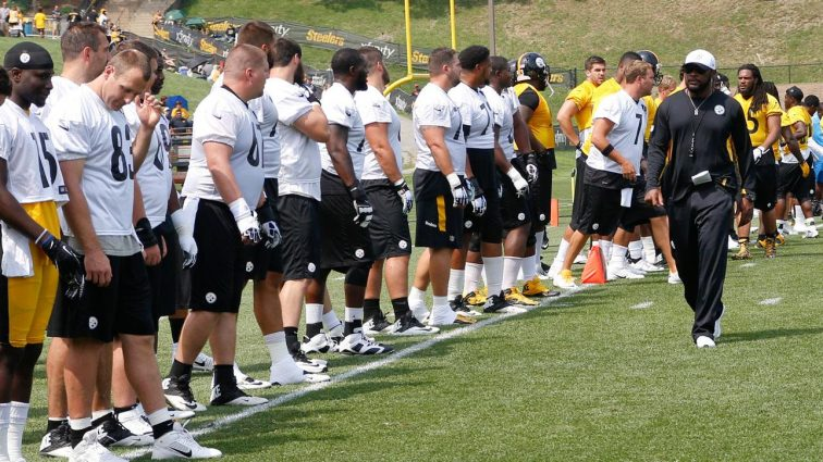 Pittsburgh Steelers Announce Training Camp Details