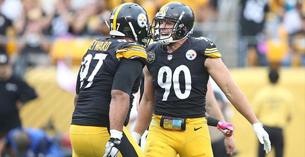 Predicting Steelers 2019 Starting Lineup with Grades Pt. 2 – The Defense