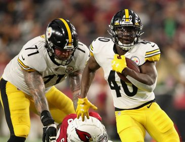 The Steelers Attempt to Resolve Their Need for Speed