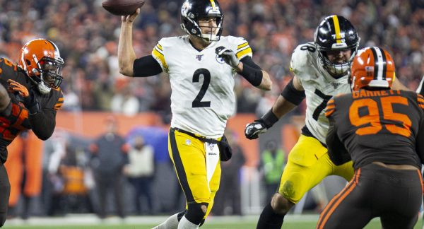 Mason Rudolph Can Be the Steelers Future PT 1: Setting the Record Straight – Steelers/Browns Game